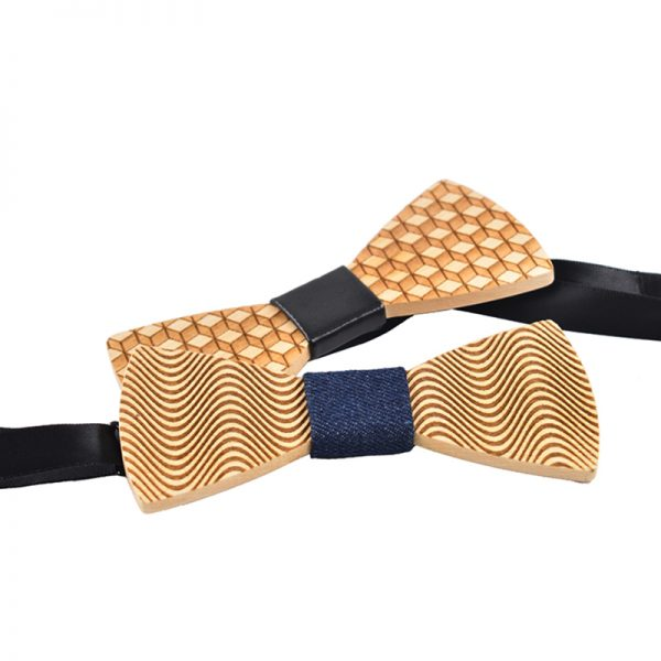 Wooden Bow-Tie T29