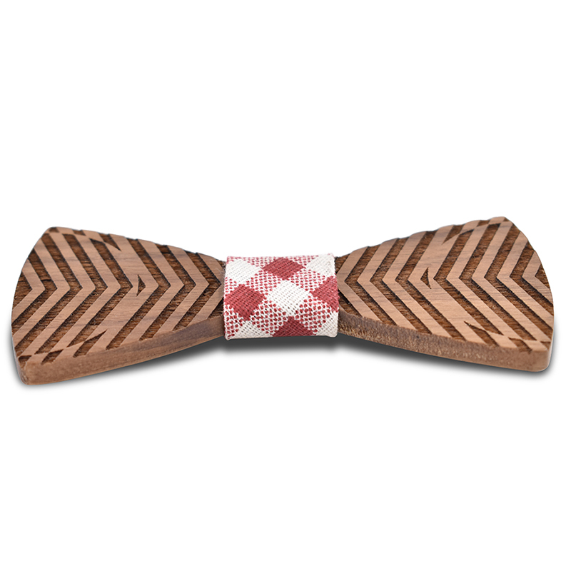 Wooden Bow-Tie T30