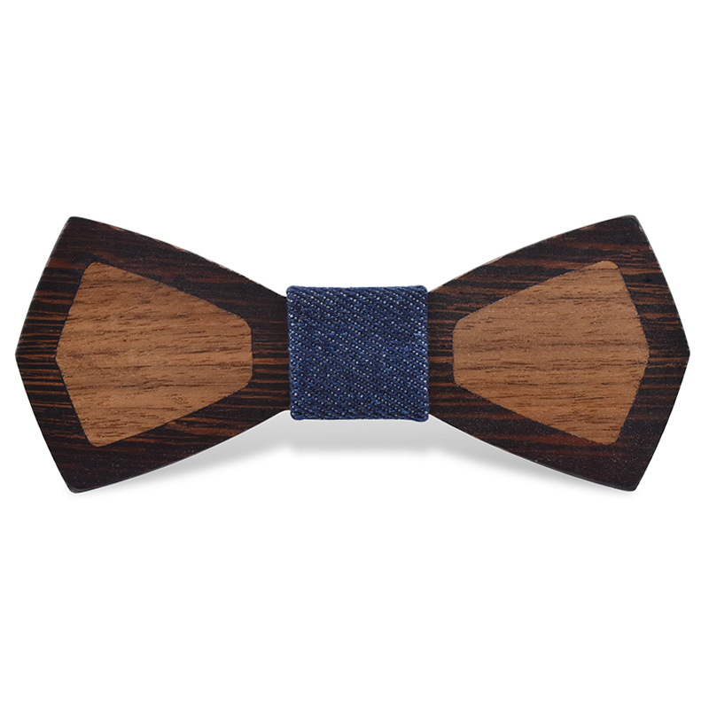 Wooden Bow-Tie T31