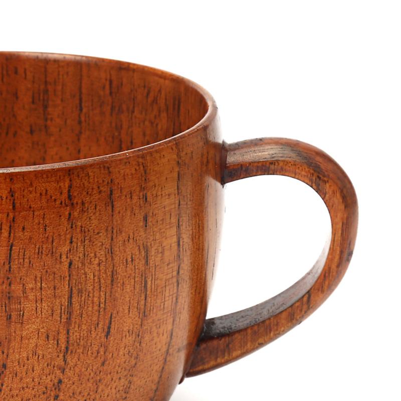 Classic Wooden Tea Cup 200ml