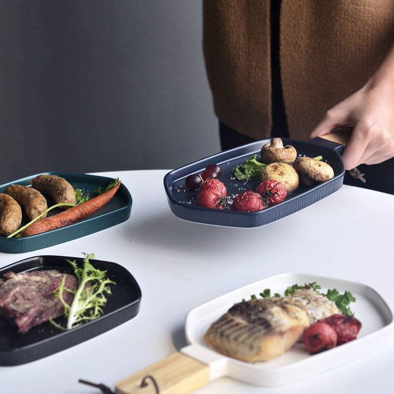 Nordic Steak Plate