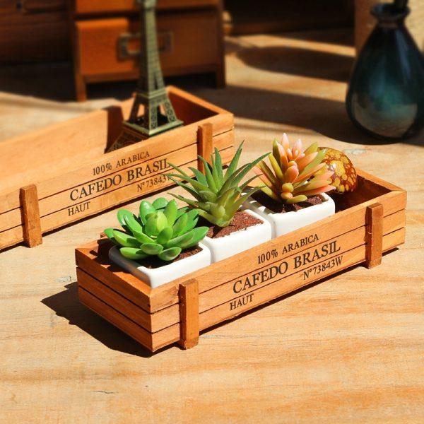 Wooden Box B01