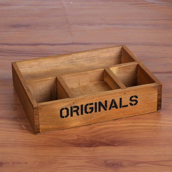 Wooden Box B04